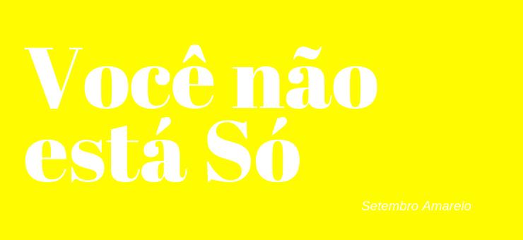 Setembro Amarelo – Campanha da prefeitura municipal de Godofredo Viana-MA