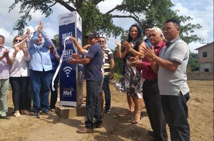 Ponta do Jardim recebe Wi-fi gratuito