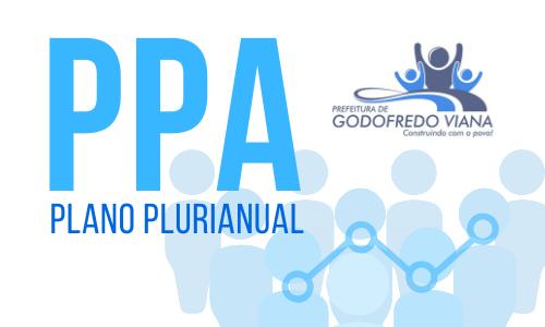 Prefeitura de Godofredo Viana realizará audiência virtual sobre PPA nesta noite