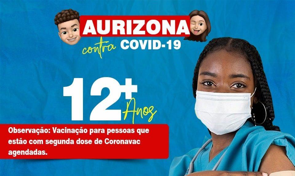 Prefeitura de Godofredo Viana realiza nova etapa de vacinação contra Covid